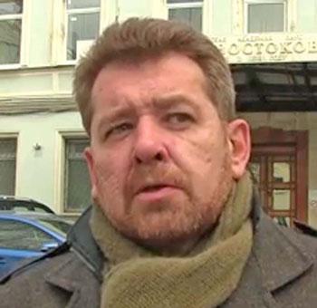 Андрей ГРОЗИН, научный сотрудник Отдела Центральной Азии и Кавказа Института востоковедения РАН